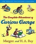 The Complete Adventures of Curious George (Kindle Edition) $1.99