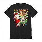 Men's Christmas T-shirt $1.75 (Many Designes)