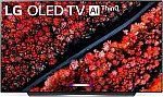 """LG OLED65C9PUA 65"""" C9 4K HDR Smart OLED TV (2019) $1699"""