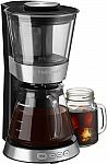 Cuisinart 7-Cup Cold-Brew Coffee Maker $40