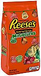 36oz. Bag REESE'S Peanut Butter Cup Christmas Miniatures $5.80