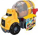 Toys Sale: Mega Bloks Cat Cement Mixer $10 & More