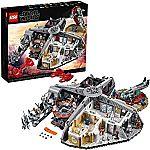 LEGO Star Wars TM Betrayal at Cloud City 75222 $243, LEGO Movie Rex's Rexplorer! 70835 $69.99