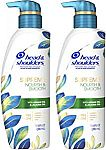2-Pack Head & Shoulders Supreme Scalp Care and Dandruff Treatment Shampoo $11.69 & More