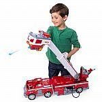 Paw Patrol Ultimate Rescue Fire Truck $35 (Reg. $60)