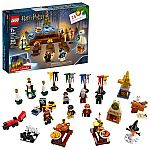 LEGO Harry Potter 2019 Advent Calendar 75964 $30 (Org $40), LEGO City Advent Calendar $20 & More