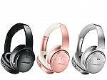 Bose QuietComfort 35 Series II Noise Cancelling Wireless Headphones $240