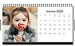 "Walgreens - 4"" x 8"" Photo Desk Calendar or PrintBook $3"