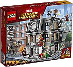 LEGO Marvel Avengers: Infinity War Sanctum Sanctorum Showdown (1004 Pieces, 76108) $59.97