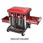 2-pk of Craftsman Garage Glider Rolling Tool Chest Seat + $100 Sears $120