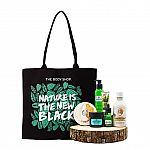 The Body Shop - Black Friday Tote $50 (Org $128) + Free Shipping