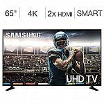 "Samsung 65"" UN65NU6950 4K UHD LED LCD TV $479, LG 75UM8070 75""  4K UHD TV $929"