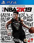NBA 2K19 - (XBox, or PS4) $4.99