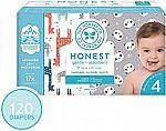 Amazon - Honest Company Sale: 12-oz Sweet Almond Bubble Bath $7.50 & More