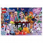 LEGO Friends Advent Calendar $14.97 shipped