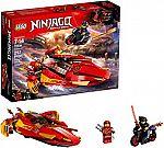 LEGO NINJAGO Katana V11 70638 Building Kit (257 Pieces) $12