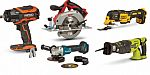 Get 2 Free Tools or Batteries with Select Tool Purchase