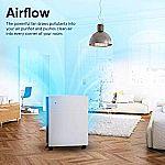 Blueair Classic 605 Large Room (775 sq ft) Smart Home ALEXA compatible Air Purifier $415, Blueair 480i Air Purifier $345
