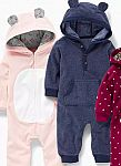 60% Off Sitewide + Free Shipping: Fleece Jumpsuits $7, Bodysuit Sets $8 & More