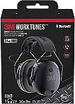 3M WorkTunes Connect Hearing Protector with Bluetooth technology $35 + Free Shipping