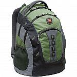 SwissGear Granite Deluxe Laptop Backpack $40