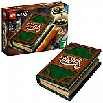 LEGO Ideas Once Upon a Brick Pop-Up Book Building Kit (21315) $41