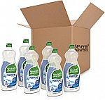 6-pk Seventh Generation Dish Liquid Soap 25 oz $13.36