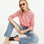 J.Crew Early Cyber Monday Sale: Extra 50% Off Sale & More Up to 78% Off + Free Shipping