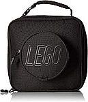 LEGO Black Brick Eco Lunch Bag $7.37 (Org $25)