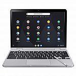 "Samsung 12.2"" Touchscreen 2in1 1920 x 1200p Chromebook Laptop + Digital Pen & Bonus Pouch $299"