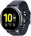 Samsung Galaxy Active2 40mm Smart Watch $229, 44mm $249