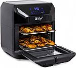 10.5QT Deco Chef 7-in-1 Digital Air Fryer & Convection Oven $90 + Free Shipping