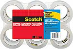 "6-Rolls Scotch Heavy Duty Shipping Packaging Tape 1.88"" x 54.6 Yards $16"