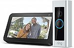 Ring Video Doorbell Pro + Chime Pro + Echo Show 5 $179 & More