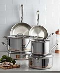All-Clad Copper Core 10-Piece Cookware Set + Bonus All-Clad Gift $799.99
