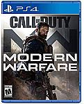 Call of Duty: Modern Warfare (Xbox One or PS4) + 3-Hours of 2XP $38