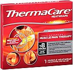 ThermaCare Multi-Purpose Muscle Pain Therapy Heatwrap $1.46