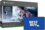$150 Off XBox One X Gaming Console + Get $30 Best Buy Gift Card