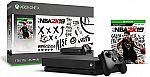 Xbox One X 1TB Console NBA 2K19 Bundle $269