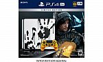 PlayStation 4 Pro 1TB Limited Edition Console - Death Stranding Bundle $299.99