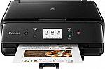 Canon PIXMA TS6220 Wireless Color Inkjet AIO Printer $45, Canon TS8220 Wireless AIO Printer $70