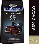 Amazon Lindt and Ghirardelli Chocolate Sale (Today Only)