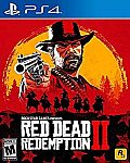 Red Dead Redemption 2 (PS4 or Xbox One) $25 + Free Shipping