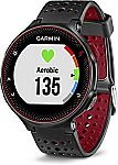 Garmin Forerunner 235 GPS Running Watch with Wrist-Based Heart Rate $150