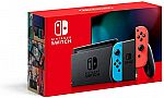 Nintendo Switch (HAC-001(-01)) + $30 Promotional Credit $299