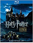 Harry Potter 8-Film Collection (4K UHD) $79, Blu-ray $27