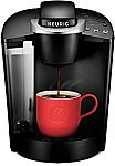 Keurig K-Classic Coffee Maker $45 and more