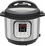 Instant Pot Duo 60 7-in-1 Electric Pressure Cooker $49 (Org $100) + Free Shipping