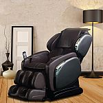 Titan Osaki Brown Faux Leather Reclining Massage Chair $1567 (orig. $3000) & More