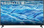 """LG 55UM7300PUA Alexa Built-in 55"""" 4K Ultra HD Smart LED TV (2019) $350 ($50 drop)"""